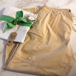 Ralph Lauren Active Drawstring Chino Sz 14